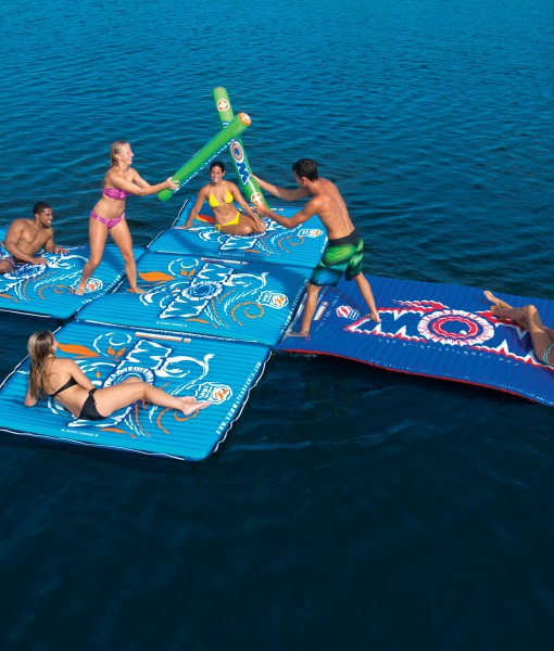 Water Mat - 6x6 Ft  - WOW - World Of Watersports