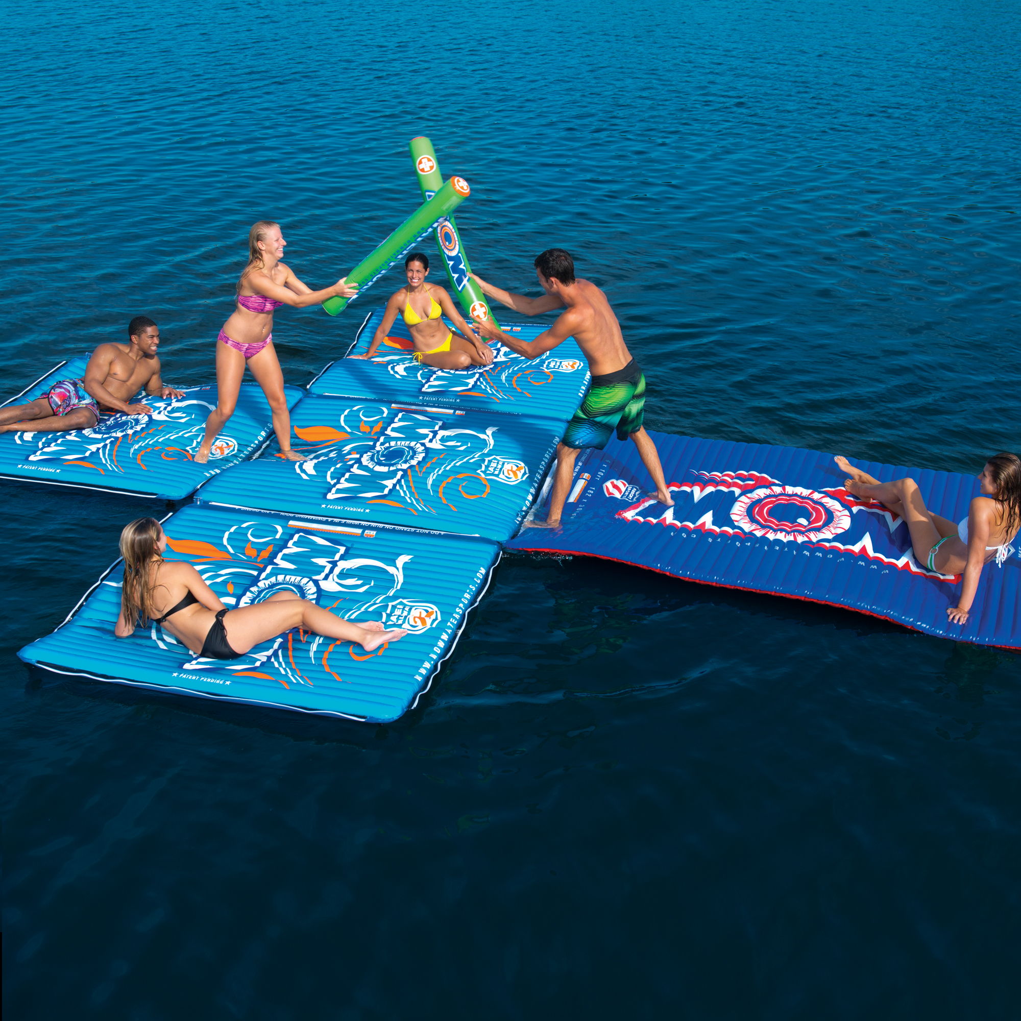 Water Mat 6x6 Ft Wow World Of Watersports