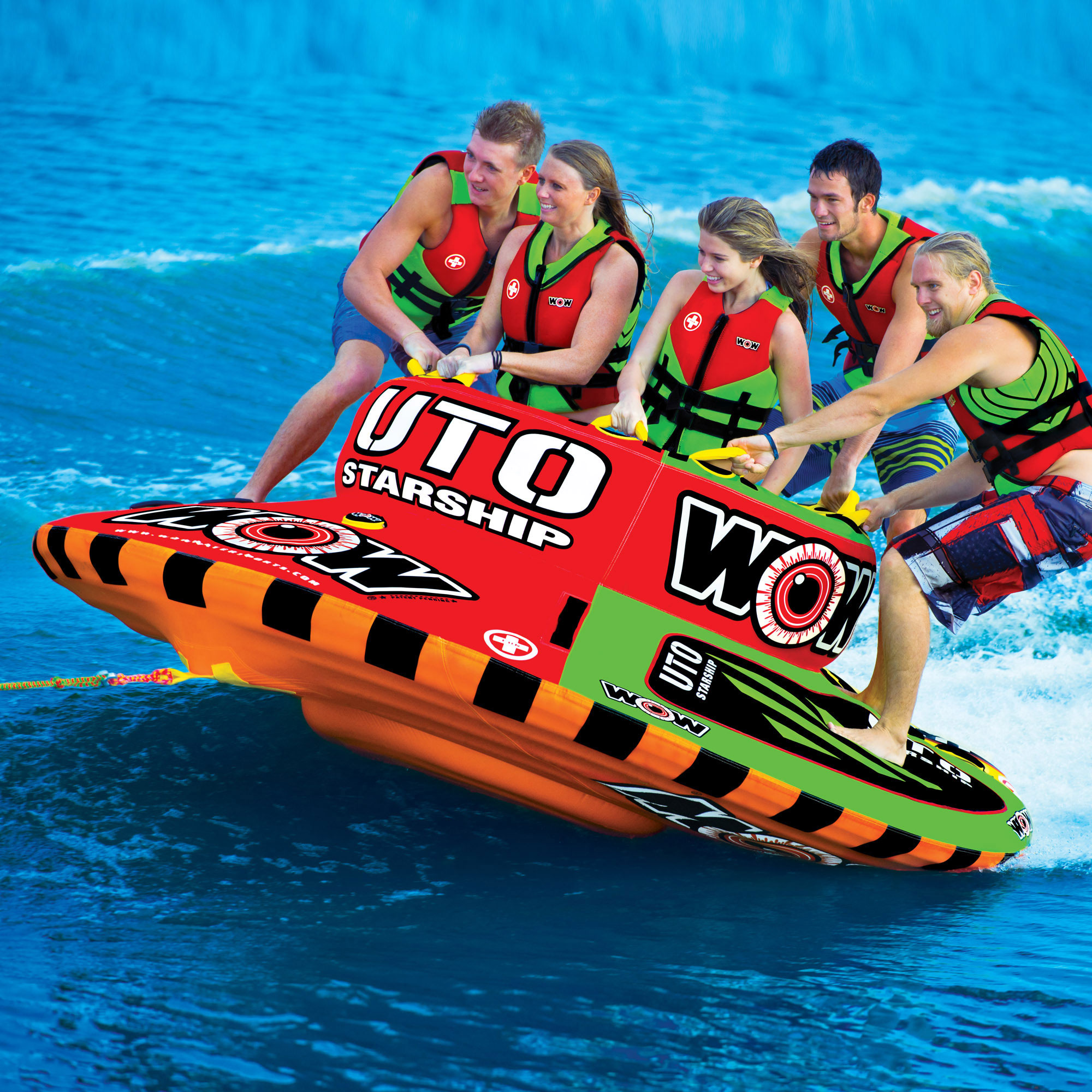 WOW World of Watersports UTO towable