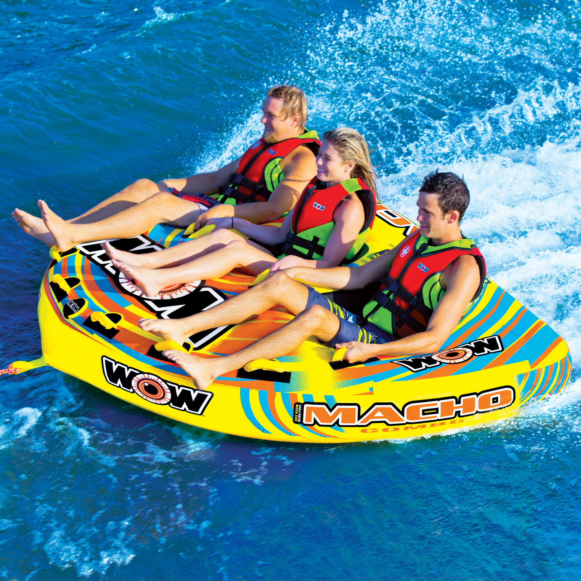 Water Floats And Tubes ~ Ski towables tube inflatable water towable tubes for