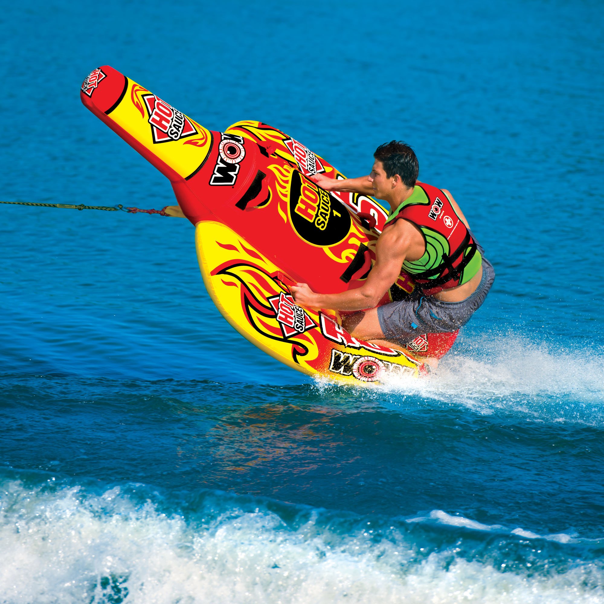 Hot Sauce Wow World Of Watersports